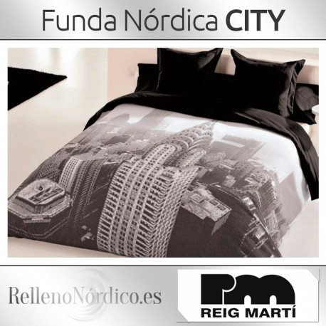 Funda Nórdica City de Reig Martí