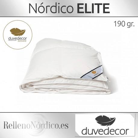 Edredón Nórdico Plumón ELITE 190 gr Duvedecor