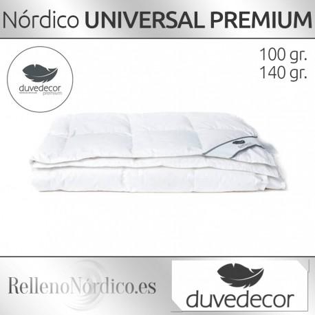 Nórdico Plumón UNIVERSAL Premium Duvedecor