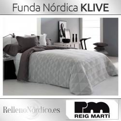 Juego Funda Nórdica Klive de Reig Martí