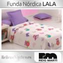 Juego Funda Nórdica LALA de Reig Martí