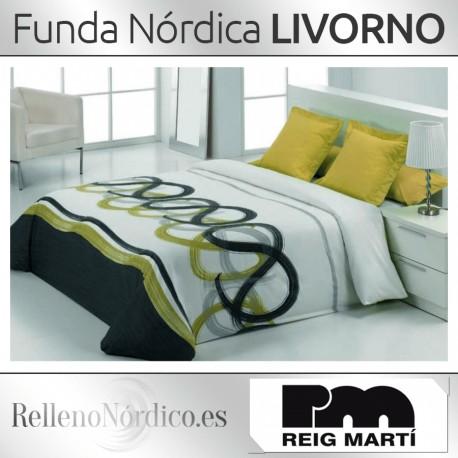 Juego Funda Nórdica Livorno de Reig Martí