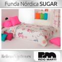 Juego Funda Nórdica SUGAR de Reig Martí