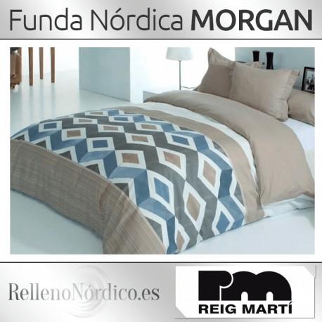 Juego Funda Nórdica Morgan de Reig Martí