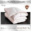 Relleno Nórdico 100% Plumón Oca Húngara de Klinun