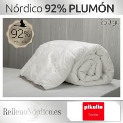 Relleno Nórdico Plumón Oca 92% Pikolin Home 250 gr