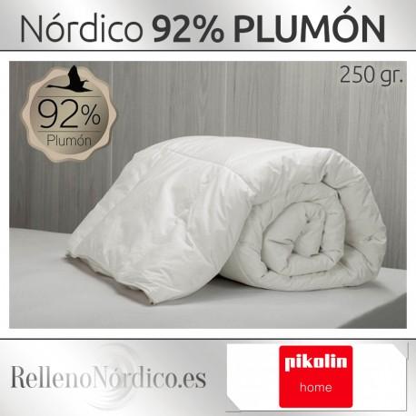 Como Lavar Un Edredon De Plumon.Relleno Nordico Plumon De Oca 92 250 Gr Rp79 De Pikolin Home