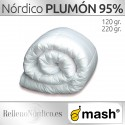 Relleno Nórdico Plumón Lux 95% de Mash