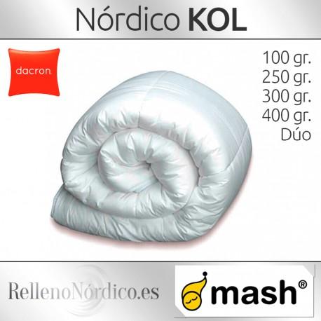 Edredón Nórdico de Fibra Mash Kol