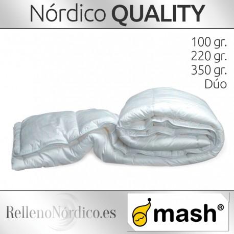 Edredón Nórdico de Fibra Quality de Mash