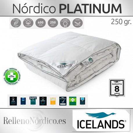 Nórdico Plumón PLATINUM Icelands