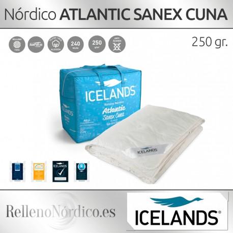Relleno Nórdico Cuna Fibra ATLANTIC SANEX de Icelands