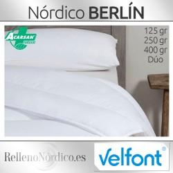 Relleno Nórdico Antiácaros BERLÍN de Velfont