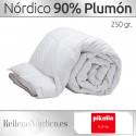 Relleno Nórdico 90% Plumón RP84 de Pikolin Home