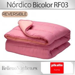 Relleno Nórdico de Colores Reversibles Pikolin Home RF03 300 gr