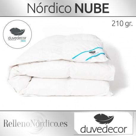 Relleno Nórdico Plumón NUBE 210 gr de Duvedecor