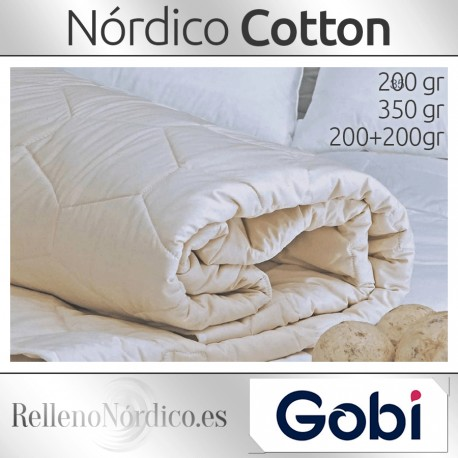 Relleno Nórdico de Gobi COTTON (Ferdown)