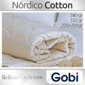 Relleno Nórdico 100% Algodón COTTON de Gobi (Ferdown)