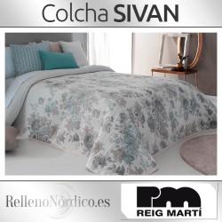 Colcha Jacquard SIVAN de Reig Martí