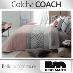 Colcha Jacquard COACH de Reig Martí