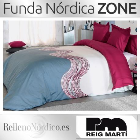 Juego Funda Nórdica ZONE de Reig Martí