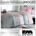 Juego Funda Nórdica LIMOGES de Reig Martí