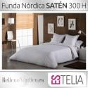 Juego Funda Nórdica Satén 300h de Estelia