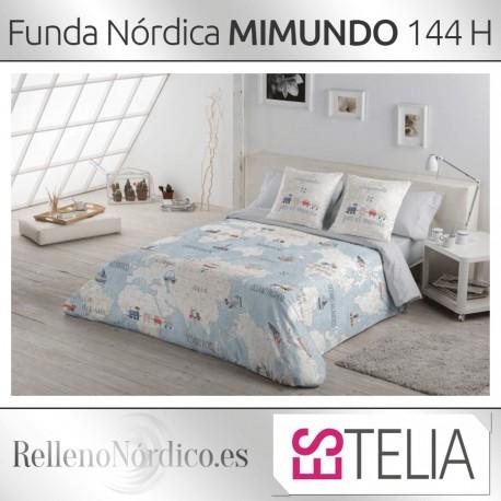 Juego Funda Nórdica MIMUNDO de Es-Tela