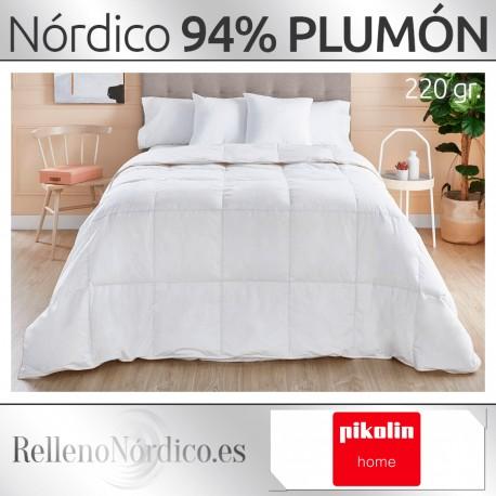 Relleno Nórdico 94% Plumón RP89 de Pikolin Home