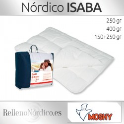 Nórdico Cuna ISABA Moshy OUTLET 250 gr