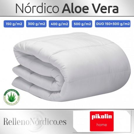 Relleno Nórdico Viena Fibra Aloe Vera de Pikolin Home