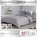 Juego de Funda Nórdica Jacquard GORGOS de Estelia