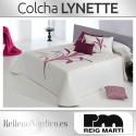 Colcha Jacquard LYNETTE de Reig Martí