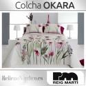 Colcha Jacquard OKARA de Reig Martí