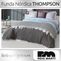 Juego Funda Nórdica THOMPSON de Reig Martí