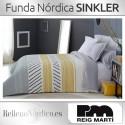 Juego Funda Nórdica SINKLER de Reig Martí