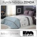 Juego Funda Nórdica ZENDA de Reig Martí