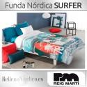 Juego de Funda Nórdica Surfer de Reig Martí