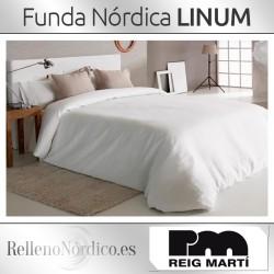 Juego Funda Nórdica Linum de Reig Martí