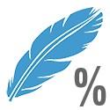 Nórdicos por porcentaje de plumón