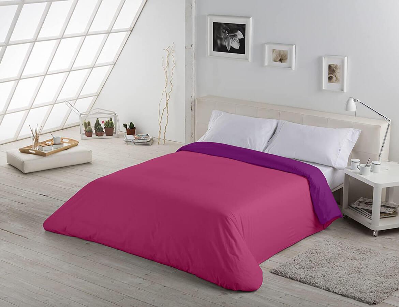 Liso Bicolor Rosa