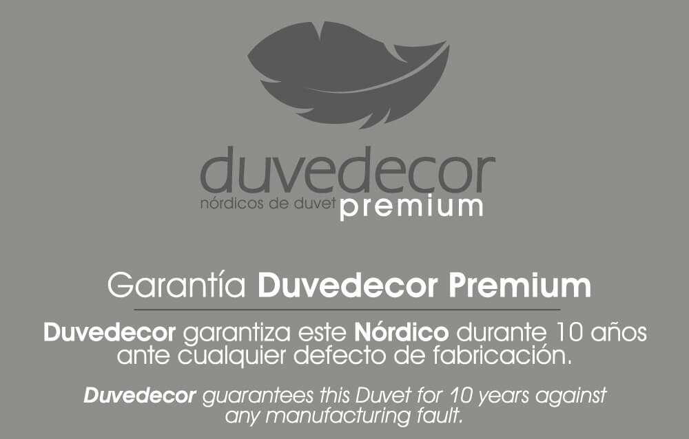 garantia premium duvedecor