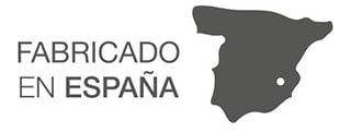 FABRICADO EN ESPAÑA