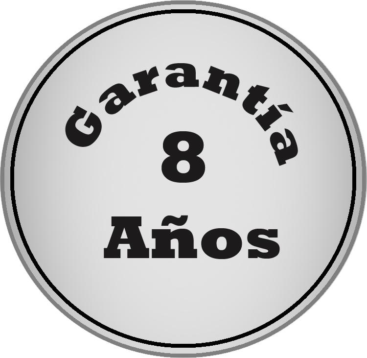 garantia icelands 8 años