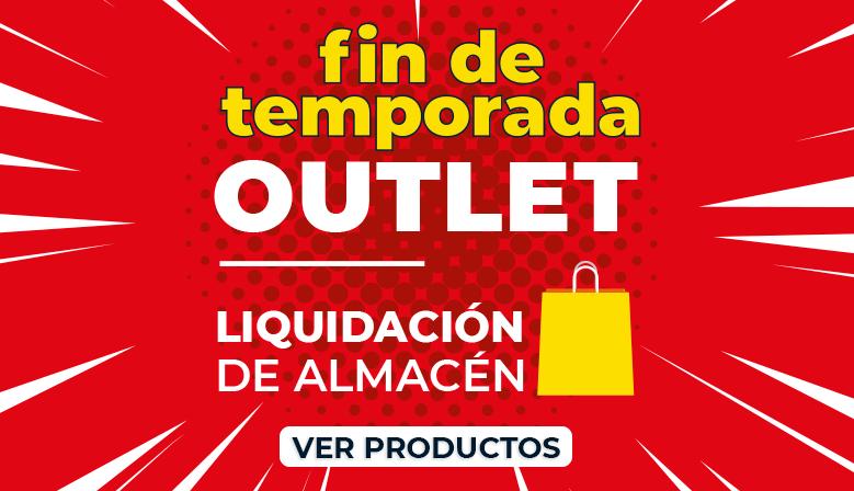 Liquidación de Almacén ¡ÚLTIMAS UNIDADES!
