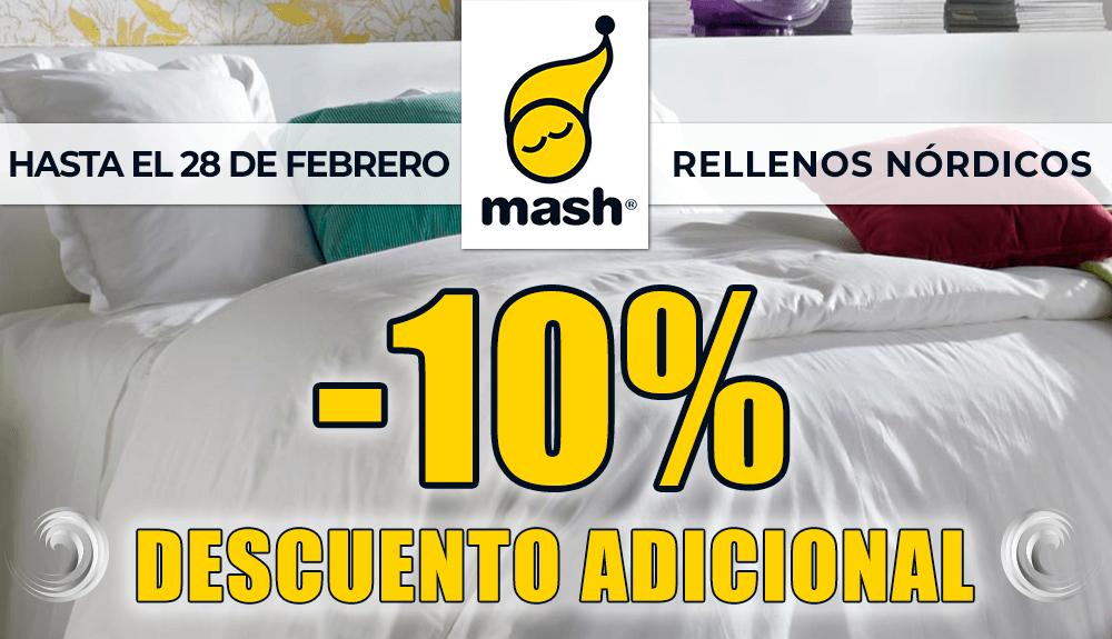 10% Descuento Adicional MASH